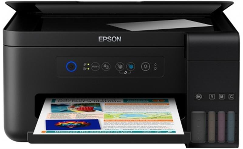 МФУ А4 цв. Epson L4150 c WI-FI (C11CG25403)